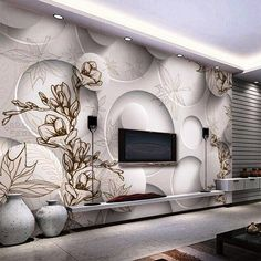 3D #Wallpaper for the Interior Design. - 7 Day USA