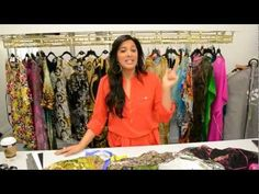 """What's Wearing Wednesday's Episode 4 of """"Summer Stylin' for Ladies"""" is all about the untold story of the luxurious made to measure women's wear company calle. Beautiful Things, Women Wear, Lady, Summer, How To Wear, Fashion Design, Tops, Dresses, Summer Time"""