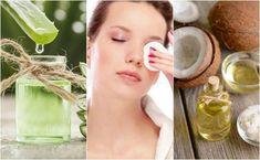 5 hoitavaa, luonnollista meikinpoistoainetta Hair Beauty, Face Hair, Remedies, Eyes, Health, Cute Hair
