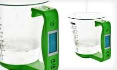Groupon - $ 13.99 for a Chef Buddy Digital Detachable Measuring-Cup Scale ($ 34.99 List Price). Free Returns.. Groupon deal price: $13.99