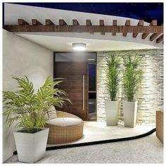 Modern House Design 709246641305293319 - House exterior design 832884524825503958 Source by Entrance Design, House Entrance, Door Design, Entrance Decor, Entrance Ideas, Modern Entrance, Entrance Hall, Minimalist House Design, Minimalist Home