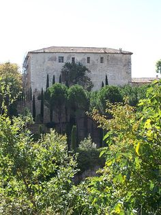 Chateau de Gignac, Provence
