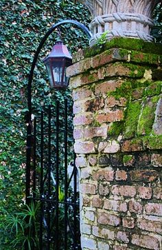 Secret Entrance... Charleston, SC