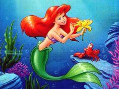 Ariel, a Pequena Sereia (1989