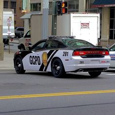 "ssquadupdates: ""Gotham police car spotted in Detroit. Police Code, Police Officer, State Police, Emergency Medical Services, Emergency Response, Emergency Vehicles, Police Vehicles, Radios, John Law"