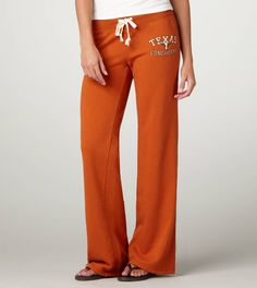 Longhorn Sweatpants! Getting these ASAP!