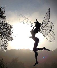 Fantasy Wire Fairies Sculptures ~☆~