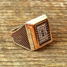 Magnificent Sultan Süleiman  Rectangle Shape by helenfinejewels, $39.00
