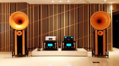 BASSOCONTINUO Revolution Line model AEON with McIntosh Laboratory Inc., Esoteric and Avantgarde Acoustic in Seoul. A special thanks to our partner Moneual Onkyo Lifestyle #bassocontinuo #racks #highfidelity #highend #mcintosh #avantgarde #highefficiency #loudspeakers #esoteric #seoul #carbonfiber #aeon #carbon #revolution #madeinitaly #orange #deepblue #design #luxury