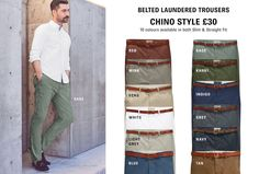 Casual Trousers | Jeans,Trousers & Shorts | Mens Clothing | Next Official Site - Page 11