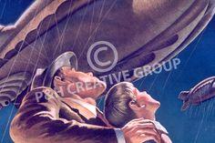 Vintage Retro Billboard Poster http://www.realretrosource.com
