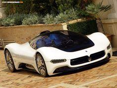 Pininfarina Maserati Birdcage 2005