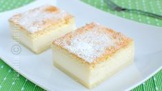 Prajitura desteapta cu vanilie / Prajitura inteligenta | JamilaCuisine