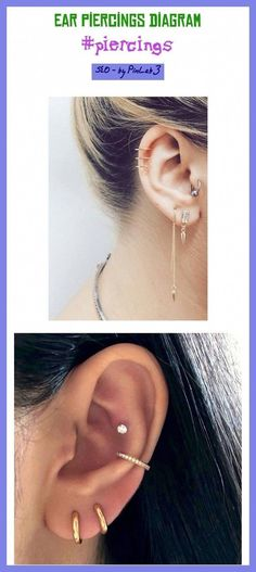 Gorgeous gemstone ear cuff that doesnt require any cartilage piercings. The price is per one ear cuff. Ear Piercings Auricle, Claires Ear Piercing, Rook Piercing Jewelry, Ear Piercings Industrial, Double Ear Piercings, Ear Piercings Chart, Different Ear Piercings, Piercing Chart, Cool Ear Piercings