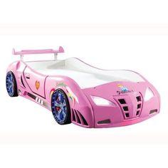 Kρεβάτι αυτοκίνητο Princess Μ3 P Full Extra