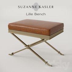 Suzanne Kasler Lille Bench