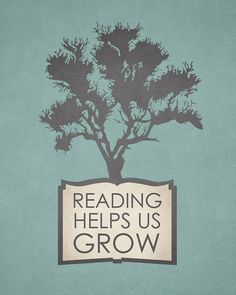 Reading Helps Us Grow