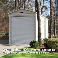 Bradley Mighty Steel RV Garage for sale, RV Shelter pricing Boat Garage, Rv Garage, Garage Plans, Garage Ideas, 8x12 Shed Plans, Shed Floor Plans, Barn Plans, Carport Designs, Garage Design