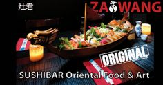 Zoawang Antwerpen voor de beste sushi