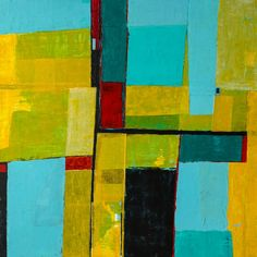 "Saatchi Online Artist: Tim Hallinan; Acrylic 2013 Painting ""Untitled"""