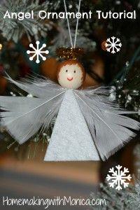 Angel Ornament Tutorial