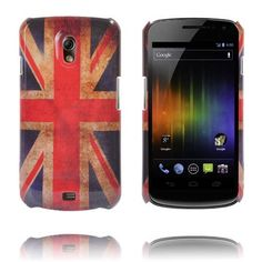 Klassisk Patriot (Flag of United Kingdom) Samsung Galaxy Nexus-Skal