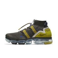 Nike Air VaporMax Flyknit Utility Shoe Size 10.5 (Ridgerock) Artigos Esportivos, Tênis Nike, Loja Oficial, Esportes, Sapatos Bonitos, Tênis De Corrida, Tamanho 12, Sapatos Fashion, Compras
