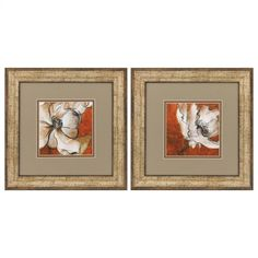 Propac Flower Wall Art Set of 2