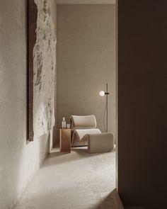 Sun House, Architecture Visualization, Apartment Interior Design, Sound Design, White Rooms, Interactive Design, Beautiful Interiors, Editorial Design, Typography Design