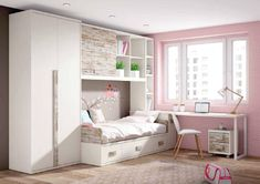 Interior Painting Schemes Design Seeds interior painting tips ceilings. Dream Rooms, Dream Bedroom, Girls Bedroom, Bedroom Decor, Bedrooms, Bedroom Ideas, Woman Bedroom, Bedroom Small, Bedroom Storage