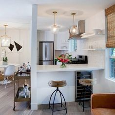 Before U0026 After: The Fastest Remodel EVER. Condo DecoratingCondo  RemodelKitchen ...