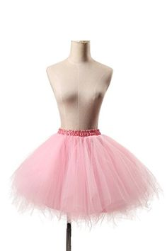 PerfectDay Women's Tutu Petticoat Skirt Prom Evening Occasion Accessory Pink PerfectDay http://www.amazon.com/dp/B00P0E3F4Y/ref=cm_sw_r_pi_dp_B.Gnwb0FKE8GX