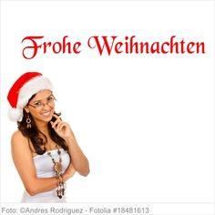 Wandtattoo - Schriftzug Frohe Weihnachten - T02