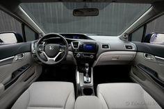 2014 Honda Civic - Interior