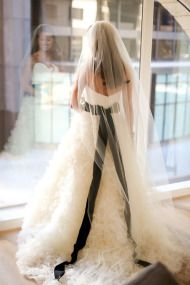Boston State Room Wedding from Clark+Walker Studio | Style Me Pretty