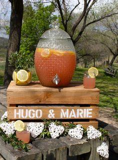 Image of DISPENSADOR DE BEBIDAS PIÑA 10 litros (AGOTADO)