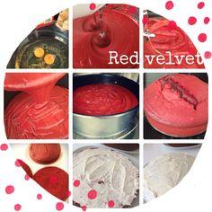 #7/6: Red velvet cake...