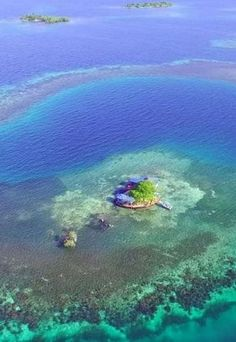You can rent this private island through Airbnb - omg, right? Click to see more stunning rentals.