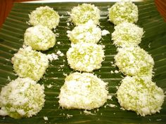 Pichi-Pichi. Tasty, but not too sweet