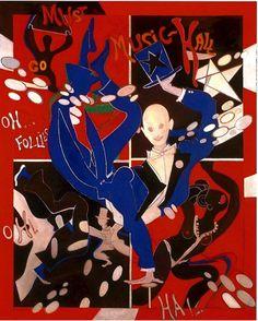 "Francoise Gilot ""Music Hall"""