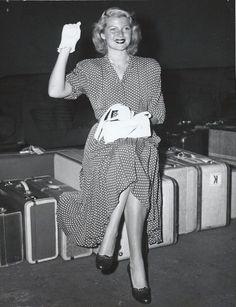Rita Hayworth ~ 1947