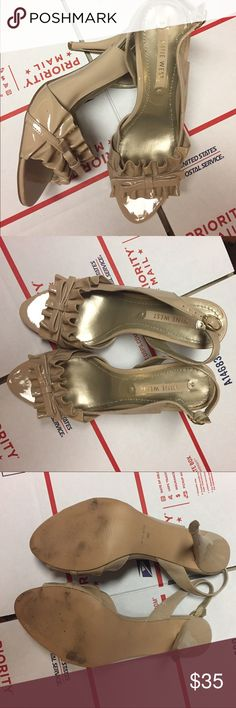 NINE WEST Pre-owned NINE WEST heels. Size 9M Shoes Heels