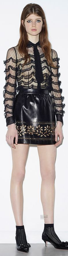 RED Valentino Pre Spring 2016 collection