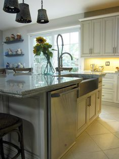 Make over your kitchen with tips from HGTV.com.