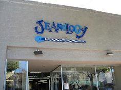 Jeanology Foamplex Outdoor Sign in Orange County CA