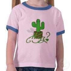 Cactus hugz shirt