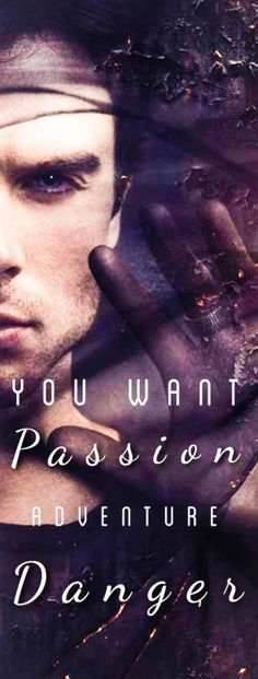 Ian Somerhalder AKA... Damon Salvatore ♥