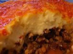 Leftover Brisket Sheperds Pie