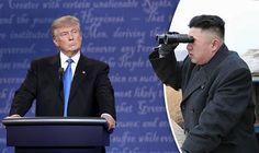 North Korea Already Threatening Trump http://andrewtheprophet.com/blog/2016/11/28/north-korea-already-threatening-trump/