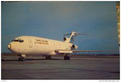 B 727 277   ANSETT AIR FREIGHT    VH RMX - 1946-....: Ere Moderne